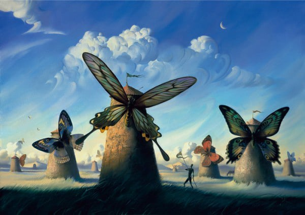 S IS FOR SURREALISM, THE A TO Z'S OF ART -Vickie Martin-Conison