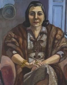 Alice Neel Young Woman by Alice Neel 1900-1984