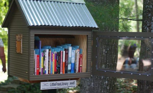 LITTLE FREE LIBRAR