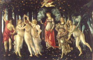 La Primavera - Botticello